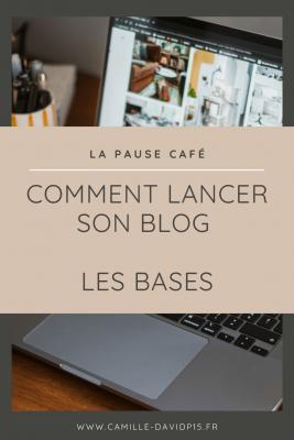 Comment lancer son blog les bases