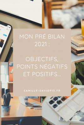 2021 : Premier bilan semestriel