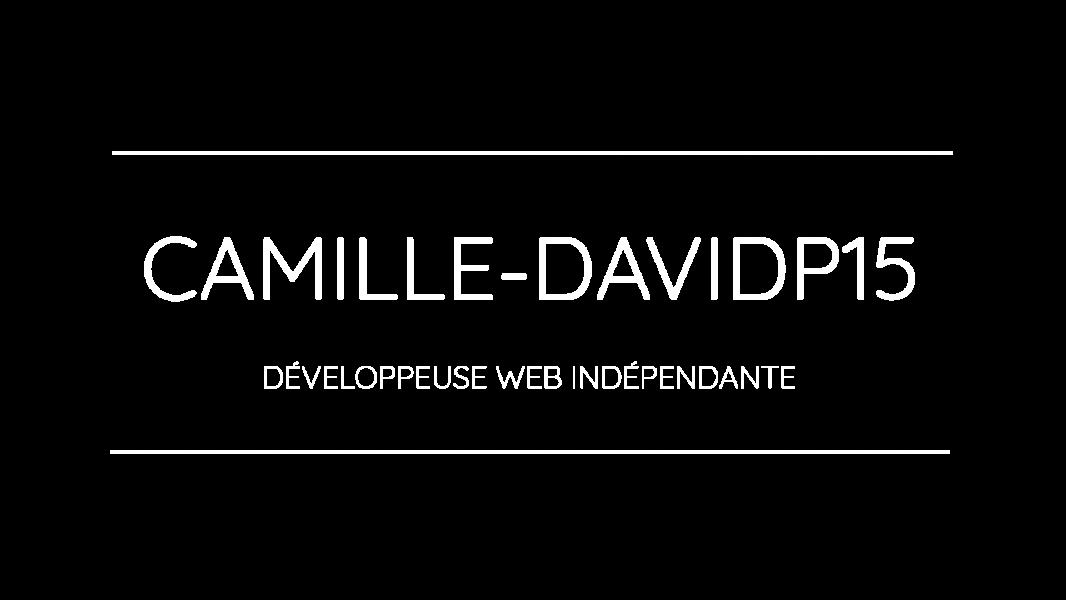 Logo blanc CamilleDavidp15